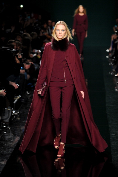 Elie Saab : Runway - Paris Fashion Week Womenswear Fall/Winter 2014-2015