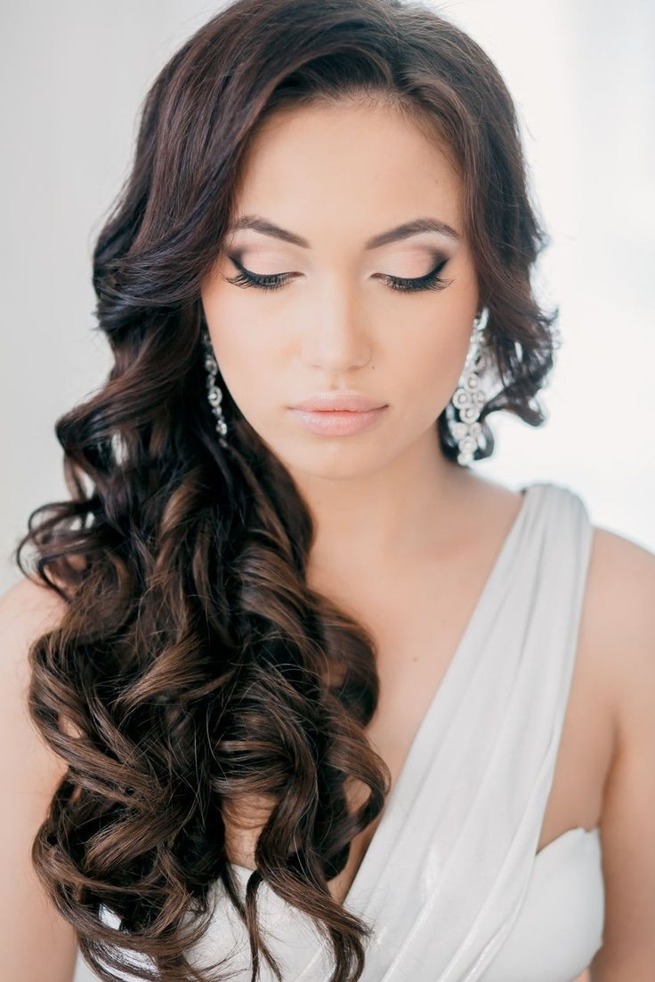 How To Do Wedding Hair And Makeup : esmer gelin sac? modelleri 2015 StyleKad?n ? 2015